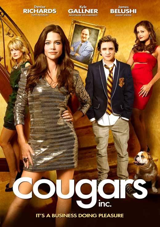 เก๋าแบบนี้ นี่แหละตัวพ่อ Cougars Inc. (2011)